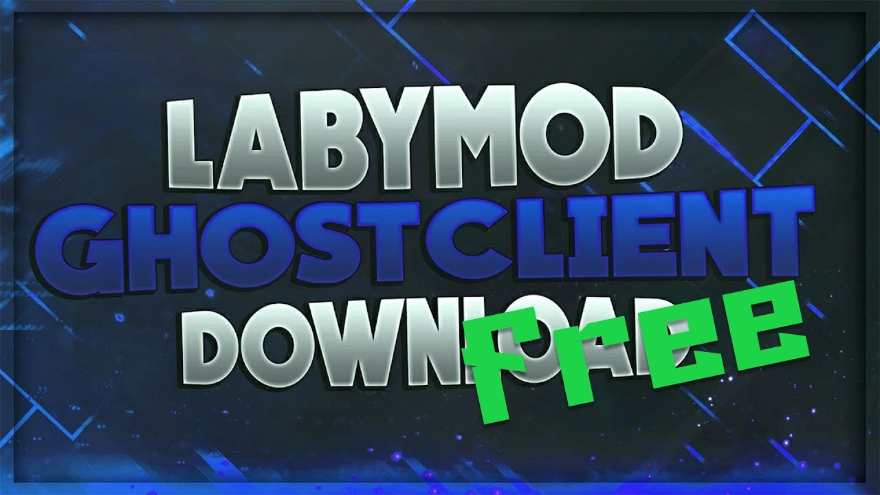 Minecraft Hacked Client Tutorial How To Get LabyMod