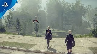 NieR: Automata - Exploring Earth