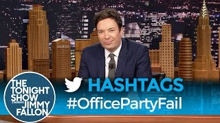 Repeat youtube video Hashtags: #OfficePartyFail
