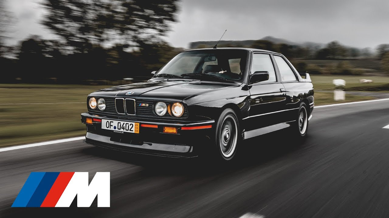 on the road 1990 bmw e30 m3 sport evolution youtube. Black Bedroom Furniture Sets. Home Design Ideas