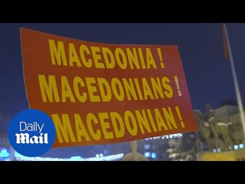 Macedonia changes its name to Republic of North Macedonia