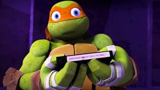 Teenage Mutant Ninja Turtles | Into Dimension X! - Help for Leatherhead | Nick