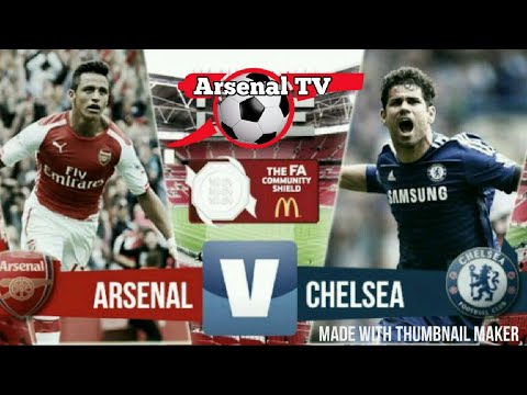 Arsenal vs Chelsea FA community shield | The season starts now