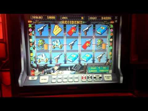 Секреты игрового автомата Resident, резидент, Сейфы   Как выиграть в онлайн казино Вулкан