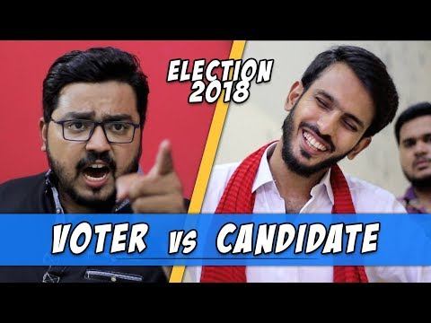Voter vs Candidate  l  Sajid Ali feat. Connect Kashan