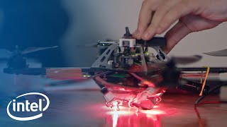 The Making of Drone 100   Intel