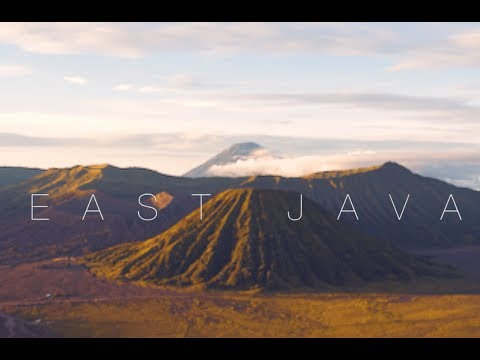 Mount Bromo & Ijen Crater   Journey into East Java