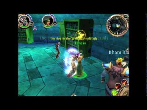 Order And Chaos Online - Mysterious Passage And The Boy In The Well