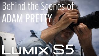 Download Behind the Scenes of Sports Photographer, Adam Pretty x LUMIX S5
