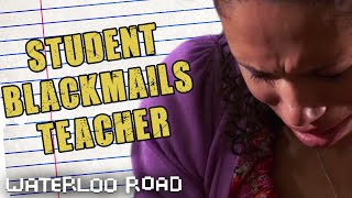 Amy Teases Ms. Hopewell - Waterloo Road Throwback Thursday