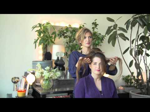 How to Do Marie Antionette Hair : Hair Care & Styling