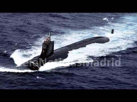 Podrían los submarinos ser bases para drones sumergibles
