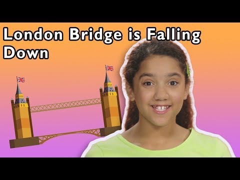 London Bridge Is Falling Down and More | Kid's Nursery Rhymes | Baby Songs from Mother Goose Club!