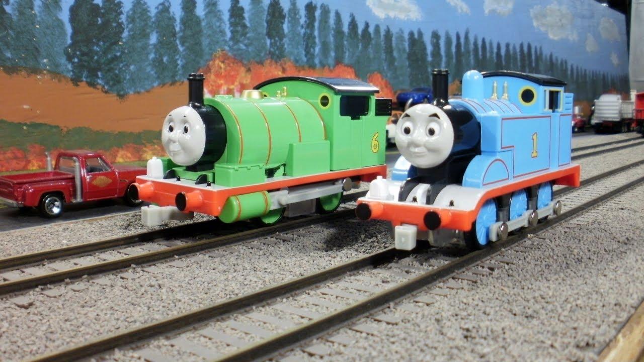 Download Diapet 1:64 Scale Thomas DK-9001 and Percy DK-9002 Review (Shoutout to XtremeTrainz)