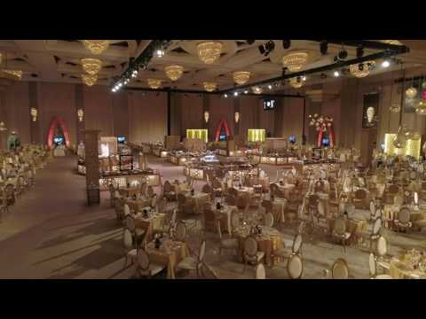 Ramadan Tent at the Kingdom Ballroom at Four Seasons Hotel Riyadh