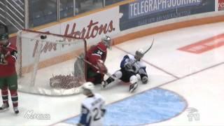 Ep.106.0 Saint John Sea Dogs Vs Halifax Mooseheads - Season 6 - Game 14 Highlights