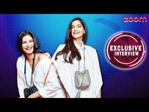 Sonam Kapoor & Rhea Kapoor In A Candid Conversation | Exclusive