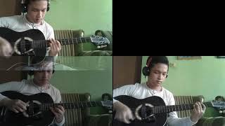 Ajisai (紫陽花) - Depapepe (Guitar Cover)