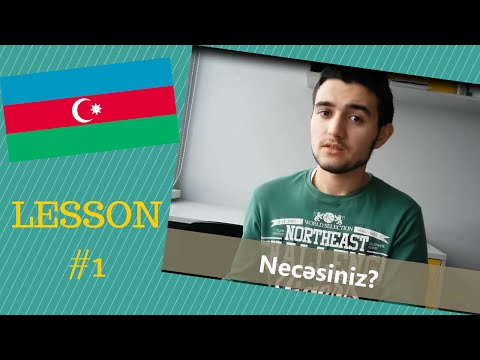 Learn Azerbaijani - Greetings