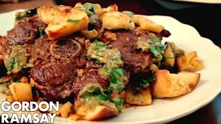 Download Lamb with Fried Bread - Gordon Ramsay Mp3 and Videos
