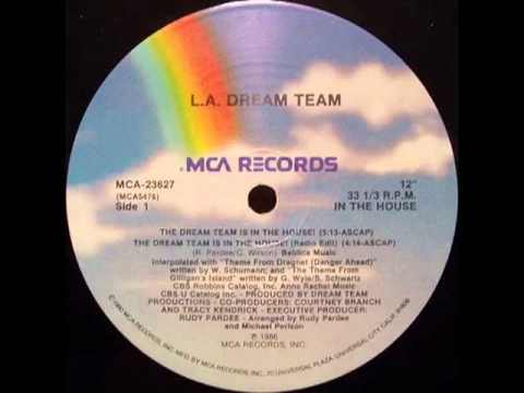 L A  Dream Team   In The House
