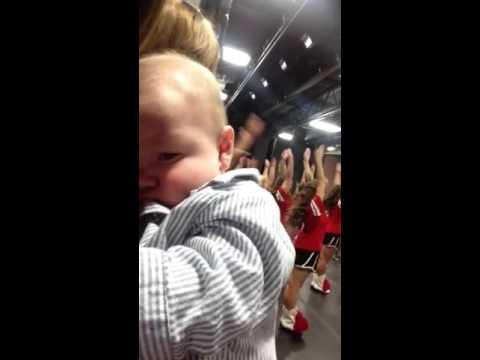 August 14th, 2015 Parker's First JSU Fight Song