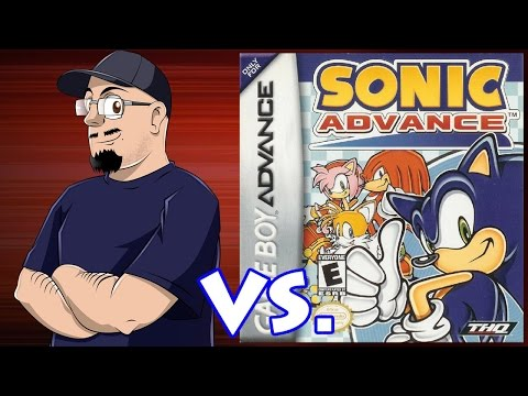 Johnny vs. The Sonic Advance Trilogy