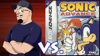 Johnny vs. The Sonic Advance Trilogy