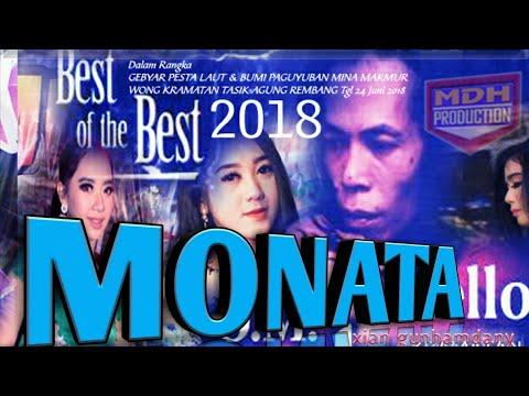Konco Turu   Ratna Antika   MONATA LIVE TASIK AGUNG REMBANG
