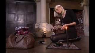Мирослава Коллавини в шоу Черно-Белое,1 канал,4 серия