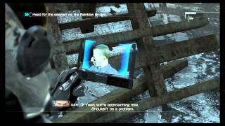Binary Domain (PS3) Gameplay #1
