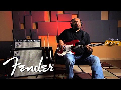 Fender Custom Shop Postmodern Bass Demo | Fender