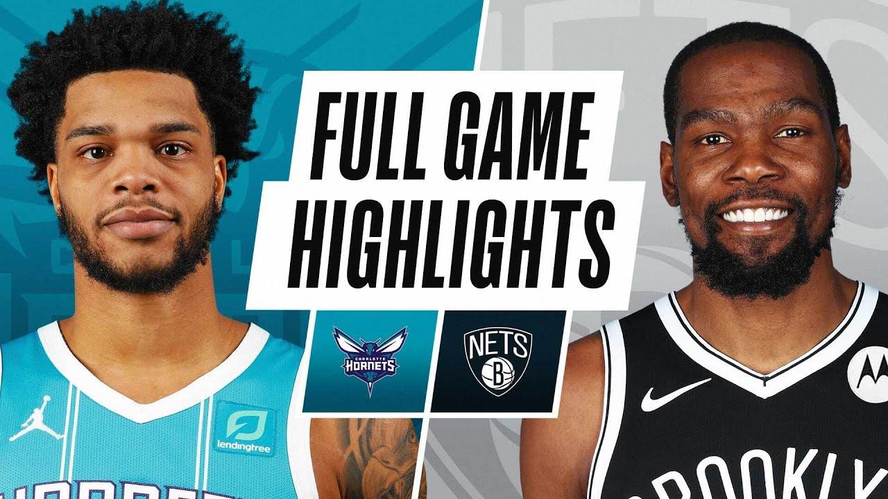 Hornets vs. Nets - Game Recap - April 16, 2021 - ESPN