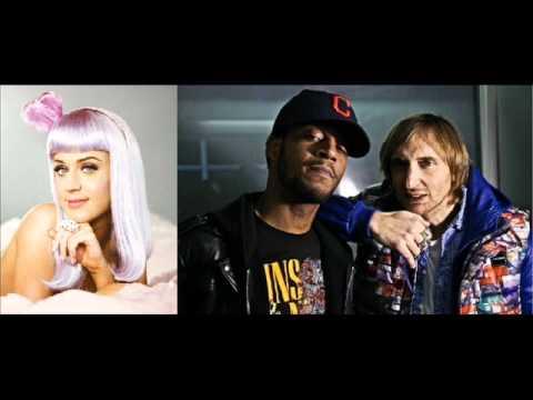 David Guetta & Kid Cudi vs Katy Perry - Firework Memories