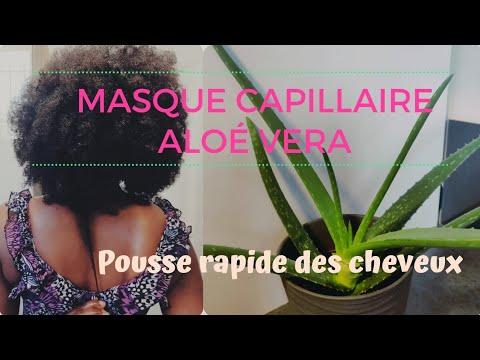 5 masque capillaire aloe vera pousse rapide cheveux. Black Bedroom Furniture Sets. Home Design Ideas