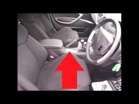 fuse box in ford fiesta citroen c5 mk2 diagnostic obd2 port location video youtube  citroen c5 mk2 diagnostic obd2 port location video youtube