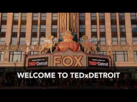 TEDx Detroit   Michigan Economic Development Corporation
