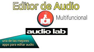 audio lab app tutorial