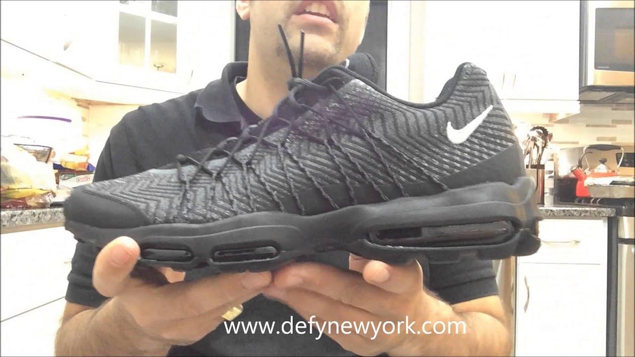 Nike Air Max 95 Jacquard Black