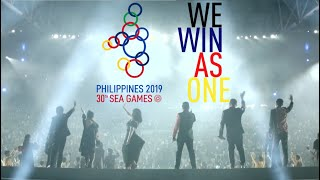 We Win As One (30th SEA Games Opening Ceremony 2019)