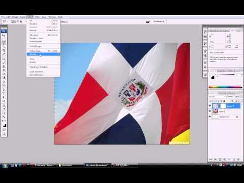 Bigbad.ru - Тонирование, замена белого цвета в фотошопе