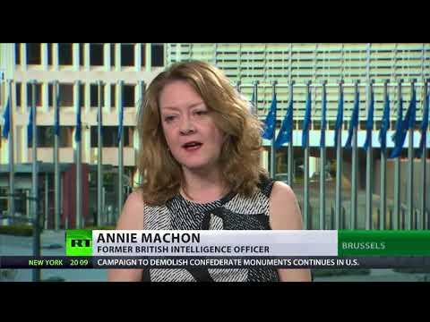Annie Machon for RT international 240817