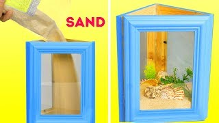 16 EASY DECOR IDEAS WITH PICTURE FRAMES Video