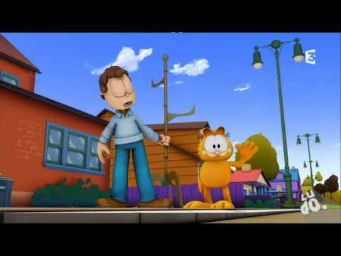 Garfield Et Cie Saison 2 Episode 15: Un Chaperon Pour Odie