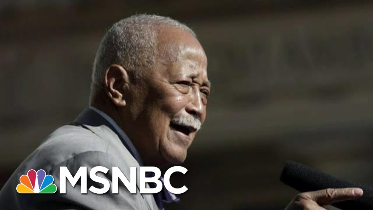 Former New York City Mayor David Dinkins Dies at 93