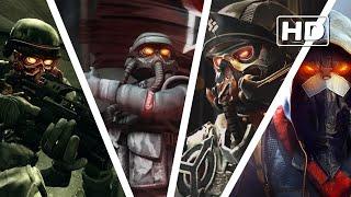 Killzone Saga | Full Game Movie (All Cutscenes)