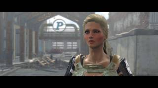 fo4 ellen the cartographer mod affinity quest ending and romance scene
