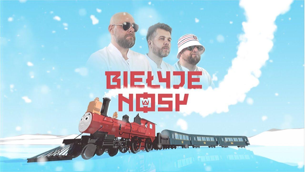 TEDE & SIR MICH - BIEŁYJE NOSY feat. Książę Kapota / KARMAGEDON