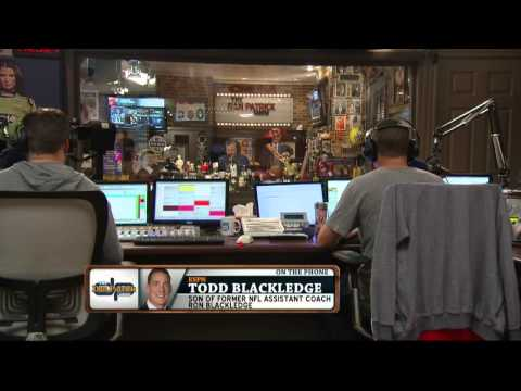 Todd Blackledge on The Dan Patrick Show (Full Interview) 9/25/14