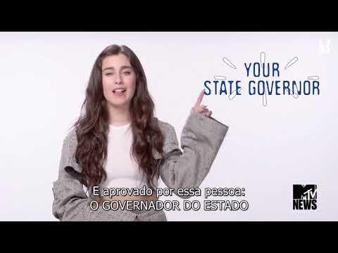 Lauren Jauregui explica as eleições intermediárias dos EUA legendado
